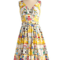 Bygone Days Dress in Bake Off | Mod Retro Vintage Dresses | ModCloth.com