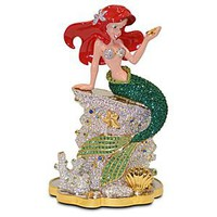 The Little Mermaid Ariel Figurine by Arribas Brothers | Disney Store