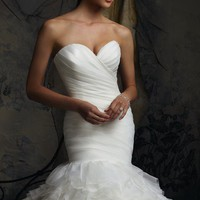 Mori Lee 5101 Dress - MissesDressy.com