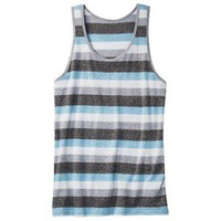 Mossimo Supply Co. Men's Tank Top - Blue Line
