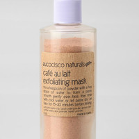 Aucocisco Naturals Cafe Au Lait Exfoliating Facial Mask