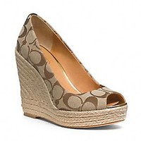 Shop A Great Selection of Wedges For Women at Coach.com