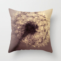 good morning sunshine Throw Pillow by ingz