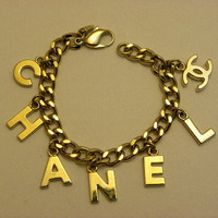 Authentic Chanel Bracelet (Vintage)