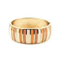 Jersey Caramel Bangle