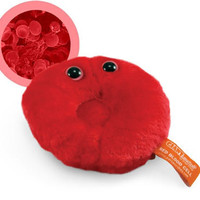 Giant Plush Microbes - Herpes