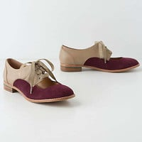 Anthropologie - Olivia Cutout Oxfords
