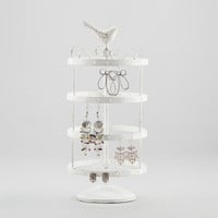 Spinning Bird Earring Holder
