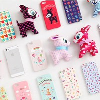 Puchi Babie iPhone 5 Case