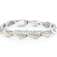 Find The Last Cheap Tiffany & Co Nature Leaf Bracelet In Tiffanybluejewelry.com