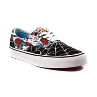 Vans Era Spider-Man Skate Shoe, Black White  Journeys Shoes