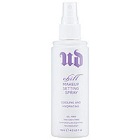 Urban Decay Chill Makeup Setting Spray: Shop Primer | Sephora