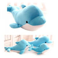 Cute Dolphin Pillow