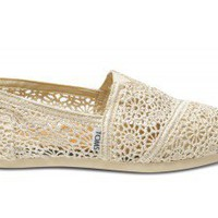 Natural Crochet Women&#x27;s Classics | TOMS.com