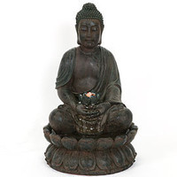 "33"" Buddha Fountain 