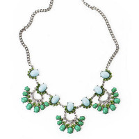 Hatton Garden Beaded Necklace