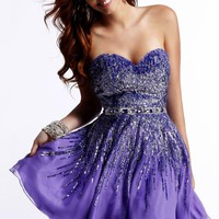 Sherri Hill 8413 Dress - MissesDressy.com