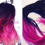 Ombre Hair Extensions...Follow me for more:)