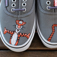Tigger Vans