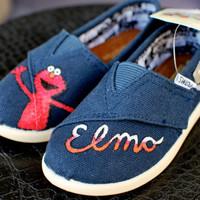 Elmo TINY TOMS