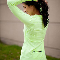 run: layer me long sleeve | women's tops | lululemon athletica