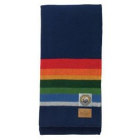 Pendleton Crater Lake National Park Queen Blanket