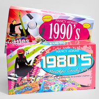 Decades Candy Box
