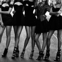 LBD&#x27;s: Little Black Dresses