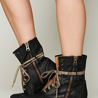 Free People Mayson Lace Up Boot