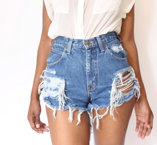 Where Do They Sell High Waisted Shorts