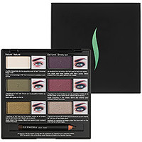 SEPHORA COLLECTION Pro Lesson Palette: Green Eyes  : Shop Eye Sets & Palettes | Sephora