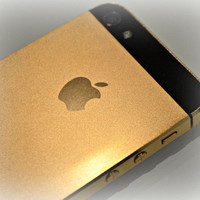 24Ct. Gold Edition 16GB iPhone 5 (Black)