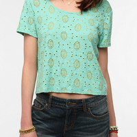 Urban Outfitters - Pins And Needles Daisy Lace Tee
