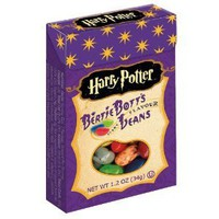 Harry Potter Bertie Botts Every Flavour Jelly Beans 2 Boxes: Grocery &amp; Gourmet Food