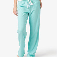 French Terry Pocket PJ Pants