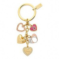 Key Rings, Key Chains, Key Fobs and Charms from Coach
