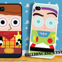 iPhone 4 Case iPhone 4s Case iPhone 5 Case Galaxy S3 Case Idea Case Best-Friend Woody Buzz Lightyear Team Movie Parody Toy Story