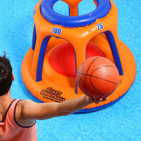 Oversized Shootball Pool Float