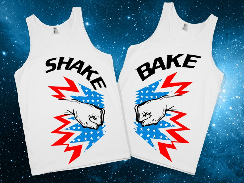 Shake And Bake Skreened T Shirts From Skreened