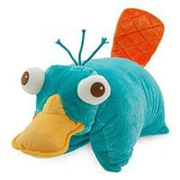 Perry Plush Pillow | Disney Store