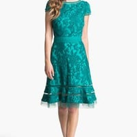 Tadashi Shoji Textured Lace Dress | Nordstrom