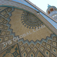 Persian Mosque by TheGlobalLens on Etsy