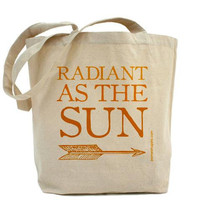Radiant As The Sun by PamelaFugateDesigns