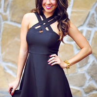 HOPE&#x27;S: Can&#x27;t Get Past Me Dress: Black | Hope&#x27;s