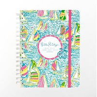 Lilly Pulitzer - 2013 Large Agenda
