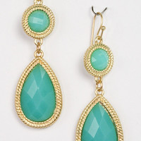 From the East Drop Earrings