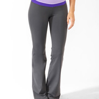 Colorblocked Waist Athletic Pants