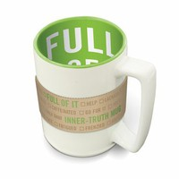 FULL OF IT INNER-TRUTH MUG