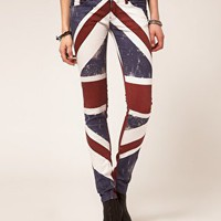 Union Jack Jeans