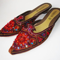 I Dream of Genie Shoes, Part 2 by Leslie Palmer on Etsy